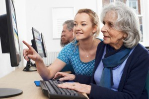 Computer Training for Senior Citizens