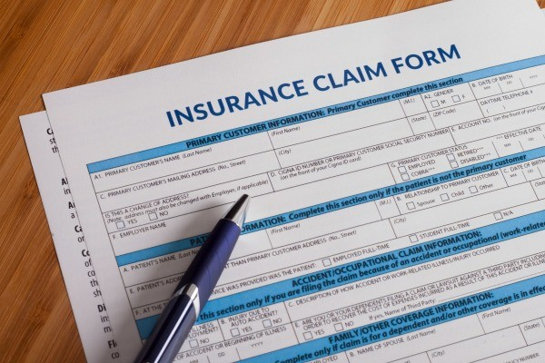 how to make a claim on insurance