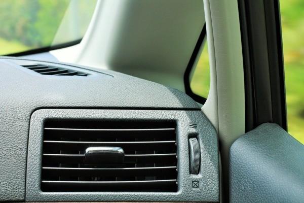 Truck Heater Vent