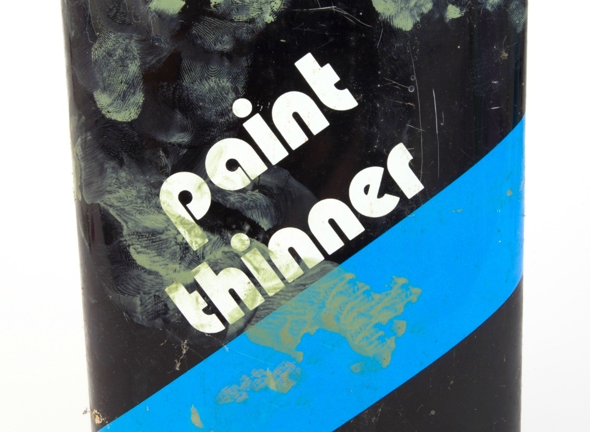 Storing Paint Thinner in a Plastic Bottle   ThriftyFun