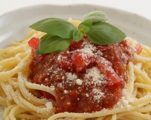 Sauce from Frozen Tomatoes