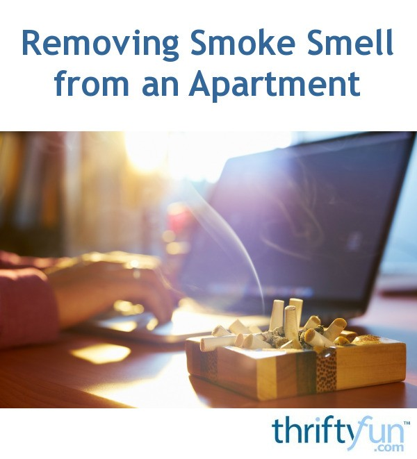 Best Way To Find Apartment: Removing Cigarette Smoke Smell From An Apartment