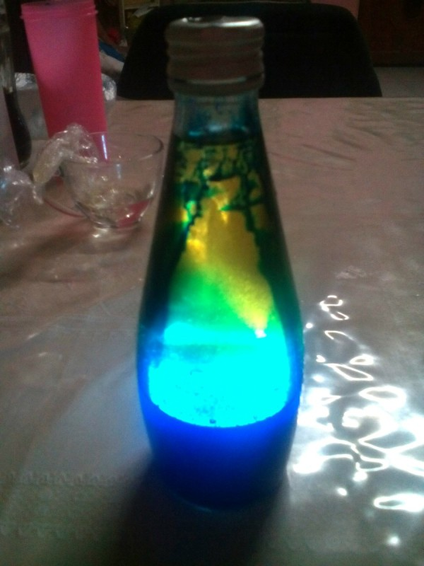 Diy Lava Lamp Thriftyfun