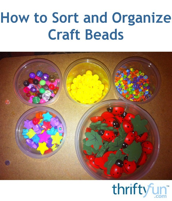 Craft Storage Containers