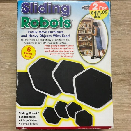 Product Review: Sliding Robots for Moving Furniture