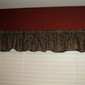 Items made from Bedskirt - valance