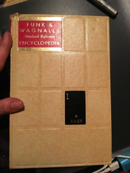 Value of Funk & Wagnalls Encyclopedias
