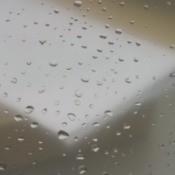 Wet Plexiglas
