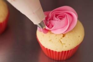 Icing Cupcake