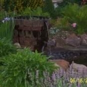 Pond Filter - Barrel with Lava Rocks
