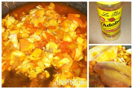 Tilapia and Rice Recipe