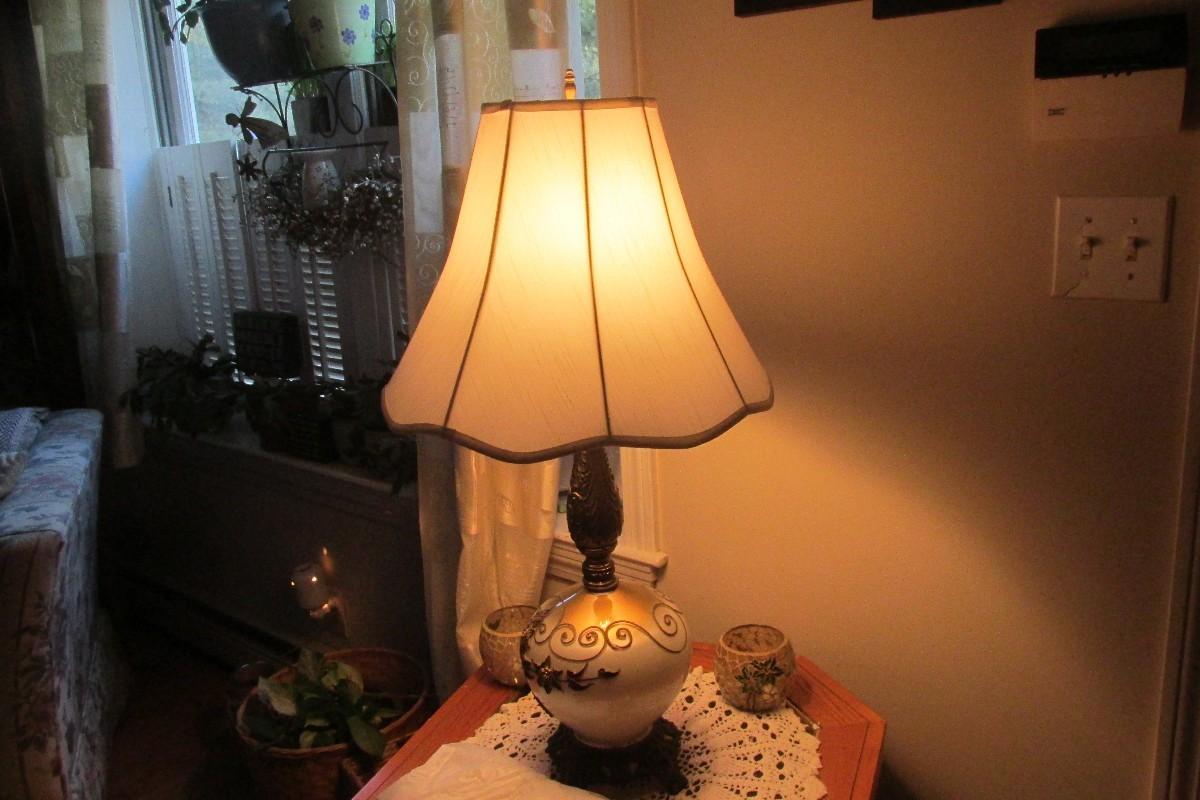 Fantastic Rewiring A Table Lamp Thriftyfun Wiring Digital Resources Nekoutcompassionincorg