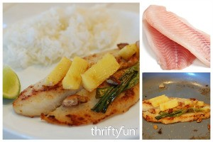Pan Fried Tilapia Recipe