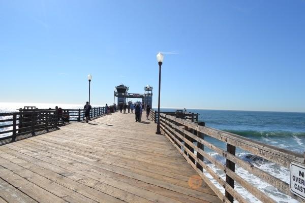 Restaurant Oceanside Beach