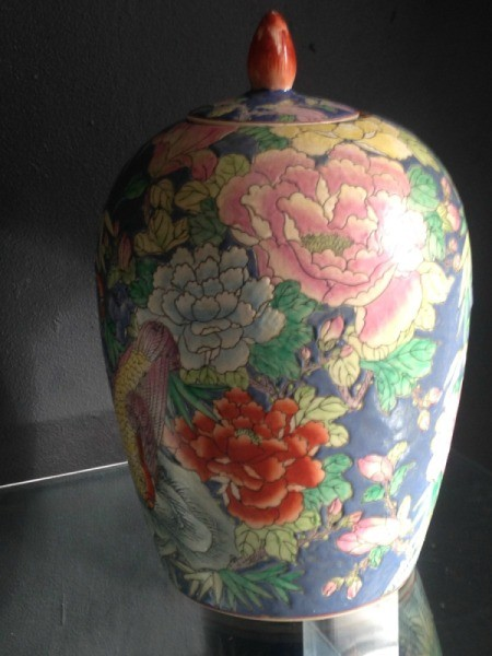 Value of Painted Ceramic Bowls and Jars