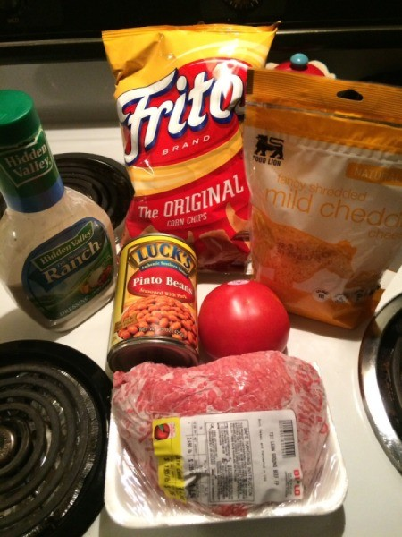 ground beef haystacks ingredients