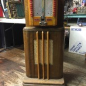 Value of a Wurlitzer Model 123 - old jukebox