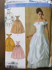 Discontinued Simplicity Pattern #4269 - photo of pattern envelop