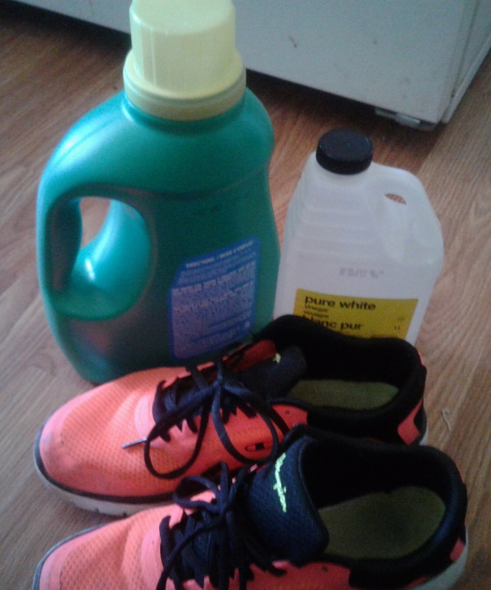 Remedies for Stinky Shoes | ThriftyFun