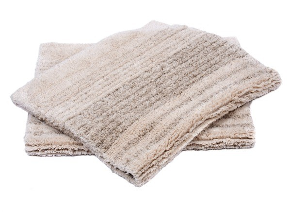 Cotton Linen Cut Pile Rug Air Drying Throw Rugs After Laundering Can Help Maintain The Rubber Backing