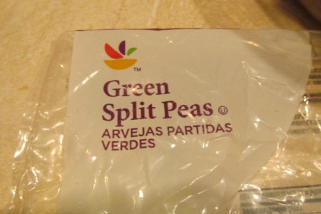 Split Pea package