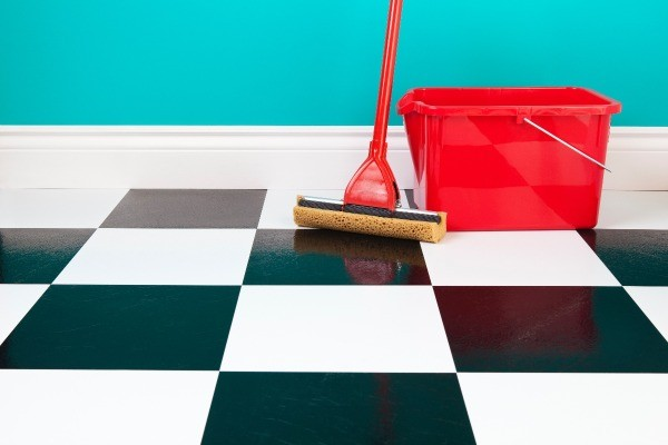 Cleaning Linoleum Floors ThriftyFun - Easiest way to clean linoleum floors