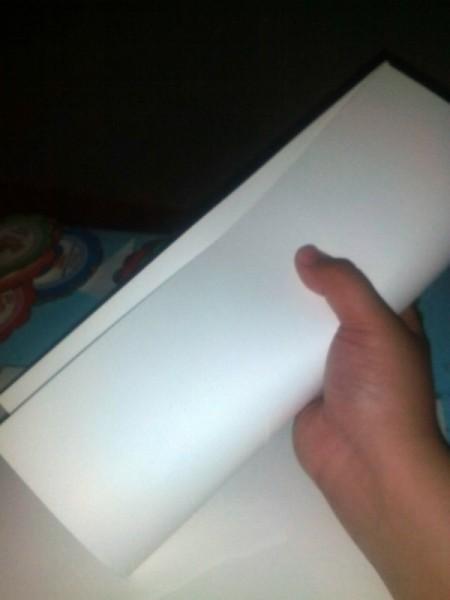 Cutting Duplicate Paper Shapes - folding paper