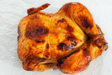 Crispiest Roast Chicken Recipe
