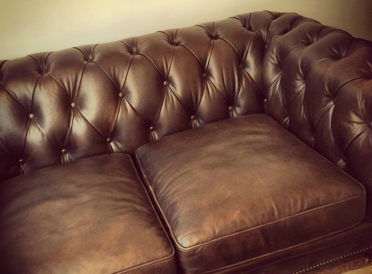 Amazing Fixing A Faded Leather Couch Thriftyfun Pdpeps Interior Chair Design Pdpepsorg