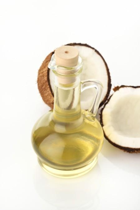 Coconut Oil for Hair Lightening