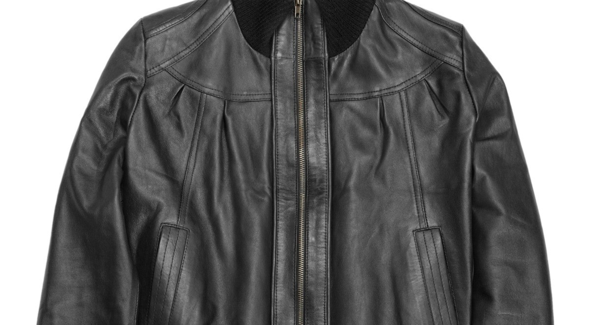 How To Clean Paint Stains On A Leather Jacket Thriftyfun