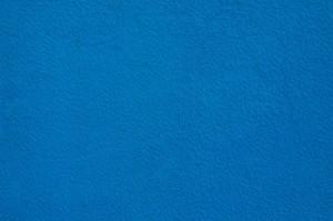 painted blue concrete