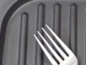Teflon grill