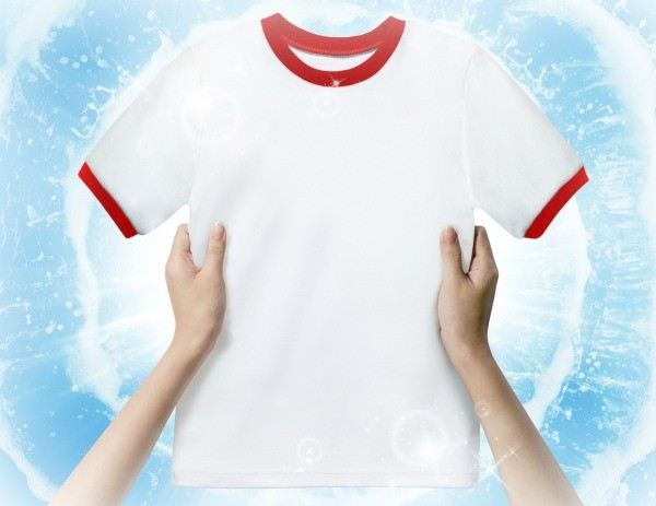 Stain Remover Clothes White