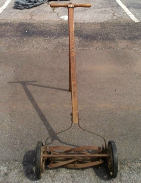 Identifying Reel Mower and Its Value