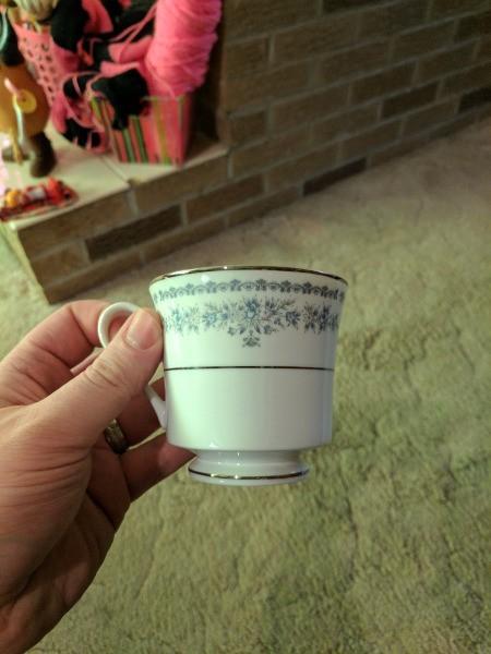 A Danna Seizan Japanese china cup.