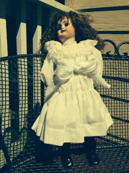 Finding the Value of an Antique German Doll