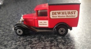 Information on Old Toy Car - Matchbox truck