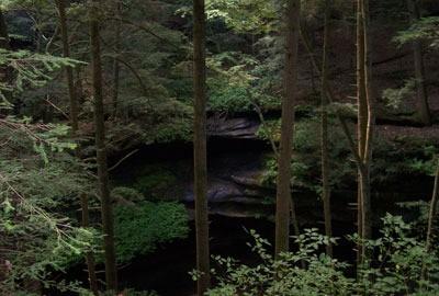 Hocking Hills, Ohio