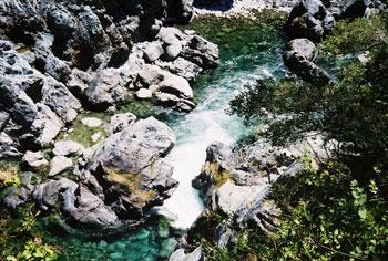 Smith River Gorge - Oregon