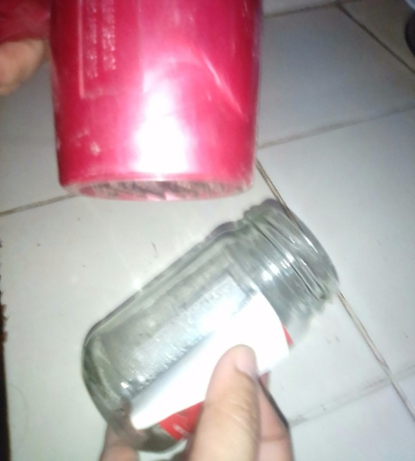 Use A Hair Dryer For Removing Jar Labels Thriftyfun