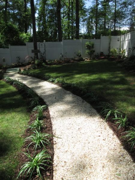 Making An Easy Garden Path ThriftyFun