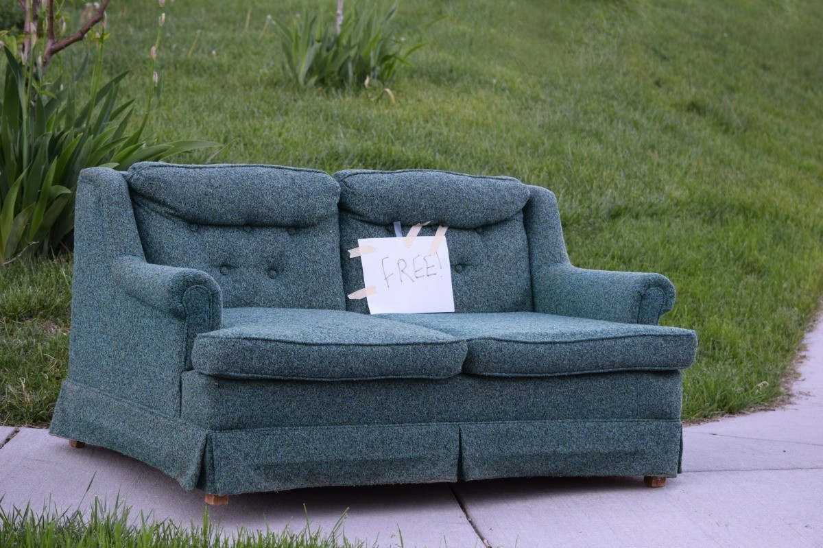 How To Find Free Or Inexpensive Furniture Thriftyfun