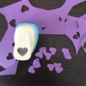 Make Confetti from Scrap Paper
