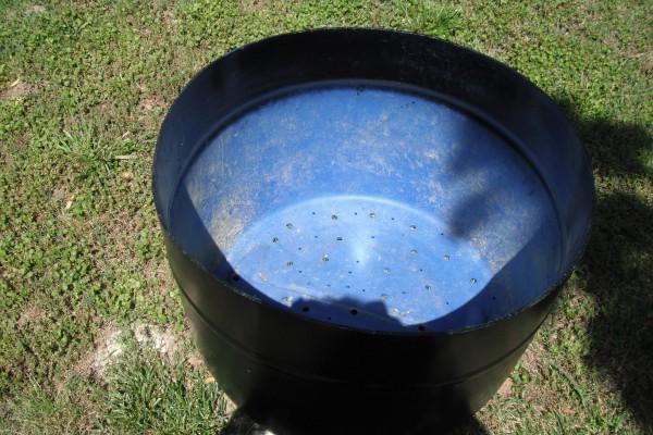 Repurposing 50 Gallon Plastic Barrels   ThriftyFun
