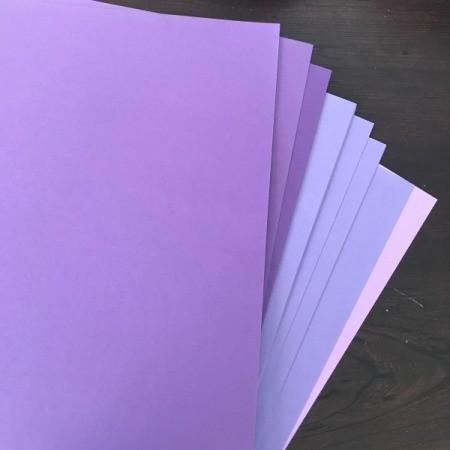 3D Flower Mother's Day Card - paper supplies