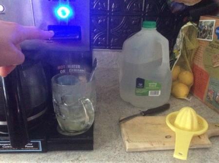 Healthy Morning Juice