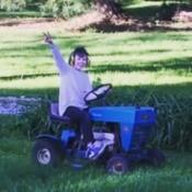 Information About Belknap BlueGrass Riding Mower