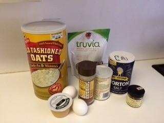 Gluten-Free Oatmeal Spice Muffins