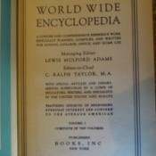 Value of Set of World Wide Encyclopedia